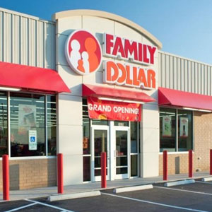 Family Dollar – Daytona, Florida